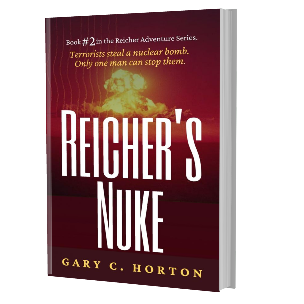 Reicher's Nuke - a novel by Gary C. Horton
